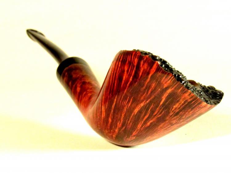 Alex Chekanov Smoking Pipe